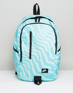 Рюкзак Nike Soleday - Зеленый