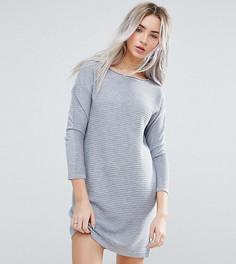 Платье-джемпер ASOS PETITE - Серый