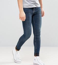 Супероблегающие джинсы Blend Flurry - Синий