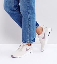 Светло-коричневые кроссовки Nike Air Max Thea - Коричневый