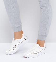 Белые кроссовки Nike - Белый