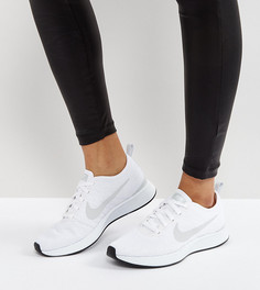 Белые кроссовки Nike Dualtone - Белый