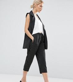 Укороченные брюки от комплекта ZACRO - Черный