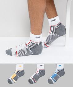 Набор из 3 пар носков New Balance N674-3EU WHTM - Мульти