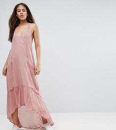 Повседневное свободное платье макси ASOS TALL - Мульти