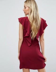 Расклешенное платье BCBGeneration - Фиолетовый