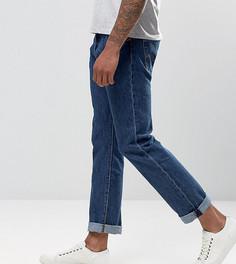 Выбеленные прямые джинсы Levis TALL 501 - Синий Levis®