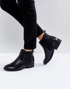 Кожаные ботинки челси Carvela - Черный