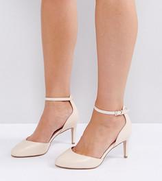 Туфли на каблуке для широкой стопы ASOS SWALLOW - Бежевый