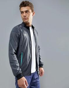 Серая спортивная куртка Umbro - Серый