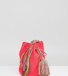 Ярко-розовая сумка Jardin Del Cielo - Розовый