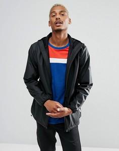 Черная водонепроницаемая куртка Rains - Черный