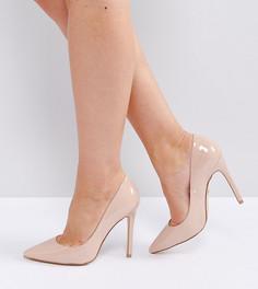 Туфли-лодочки для широкой стопы Faith Chloe - Бежевый