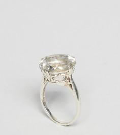 Серебряное кольцо с кварцем Regal Rose Addicted - Серебряный