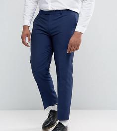 Синие брюки Harry Brown PLUS - Синий