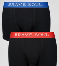 Комплект из 2 боксеров Brave Soul - Мульти