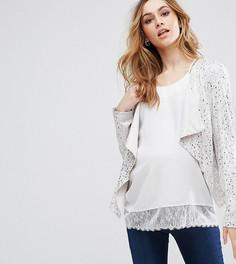 Куртка для беременных с пайетками Isabella Oliver Portofino - Мульти