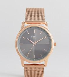Часы цвета розового золота Limit эксклюзивно для ASOS - Золотой