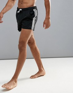 Черные шорты для плавания adidas AY4415 - Черный