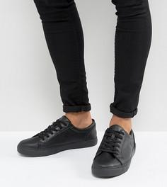 Черные кроссовки для широкой стопы ASOS - Черный