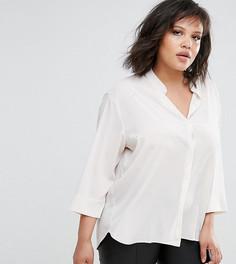 Рубашка кремового цвета Elvi - Кремовый