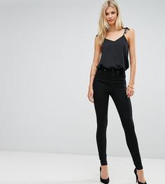 Черные джинсы ASOS TALL Premium SCULPT ME - Черный