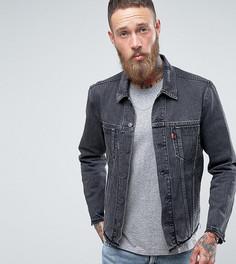 Черная выбеленная джинсовая куртка Levis - Черный Levis®
