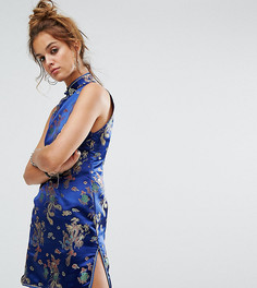 Платье мини без рукавов Reclaimed Vintage Inspired - Синий