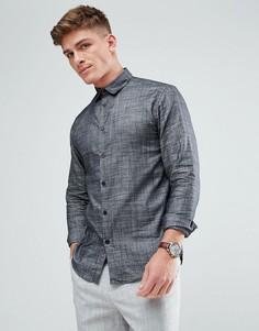 Рубашка классического кроя Selected Homme - Черный