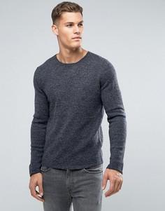 Джемпер Selected Homme - Серый
