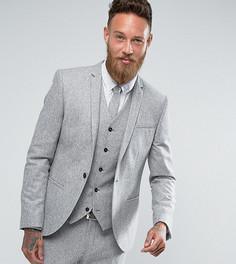 Пиджак скинни Noak - Серый