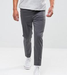 Укороченные узкие брюки Noak - Серый