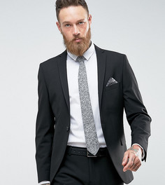 Черный супероблегающий пиджак Noak - Черный