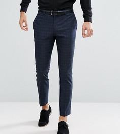 Облегающие брюки Noak Wedding - Темно-синий
