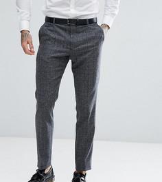 Облегающие брюки в клетку Heart & Dagger - Серый