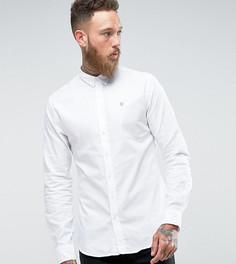Оксфордская рубашка скинни Noose & Monkey - Белый