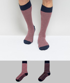 2 пары носков в полоску Tommy Hifliger - Мульти