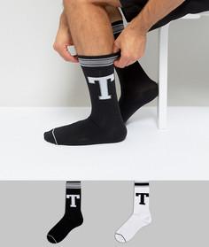 Набор из 2 пар носков Tommy Hilfiger - Белый