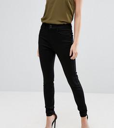 Черные джинсы ASOS PETITE SCULPT ME Premium - Черный