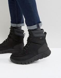 Походные ботинки Clarks Edlund - Черный