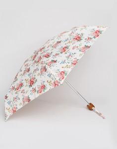 Кремовый зонт с цветочным принтом Cath Kidston 2 - Мульти