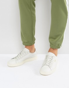 Белые мягкие кроссовки Puma Select Basket Classic 36382404 - Белый