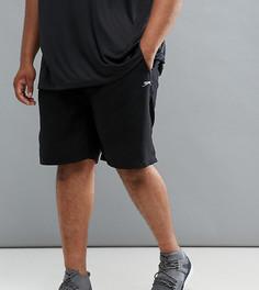 Спортивные шорты Slazenger Plus - Черный