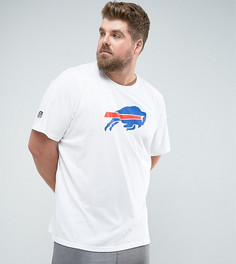 Белая футболка New Era PLUS NFL Buffalo Bills - Белый