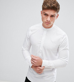 Приталенная рубашка Only & Sons - Белый
