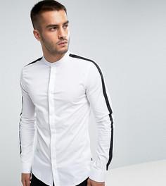 Рубашка скинни Only & Sons - Белый
