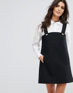 Платье мини BA&SH - Черный Ba&Sh