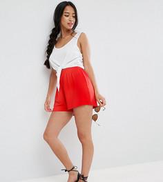 Шорты-юбка ASOS PETITE - Красный