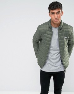 Легкая дутая куртка Tokyo Laundry - Зеленый