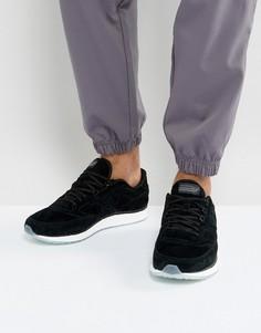 Черные кроссовки для бега Saucony Freedom S40001-2 - Черный